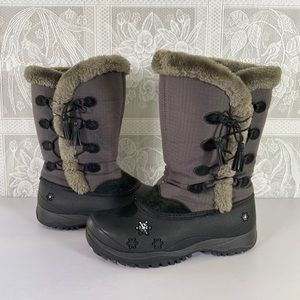Baffin Girls' Snow Boots